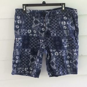 American rag slim fit shorts